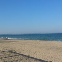 Photo taken at Северен Плаж (North Beach) by Antonia I. on 5/2/2013