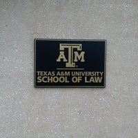 Photo taken at Texas A&M University School of Law by Diane M. on 8/15/2013