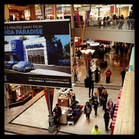 Photo taken at Bridgewater Commons Mall by Brad P. on 12/24/2012