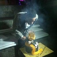 Photo taken at Drip @ Grace Hotel by Taj W. on 12/30/2012