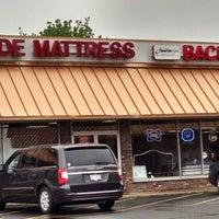 Photo taken at City Wide Mattress by Brett C. on 5/5/2015