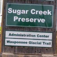 Photo taken at Sugar Creek Administration Center/Preserve by Brett C. on 10/21/2015
