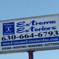 Photo taken at Extreme Exteriors by Brett C. on 5/5/2016