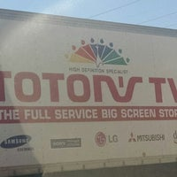 Photo taken at Toton's TV by Brett C. on 10/28/2014