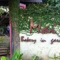 Photo taken at Mai Bakery In The Garden (ไหม เบเกอรี่) by NΛTTHER YOSS™ on 12/9/2012