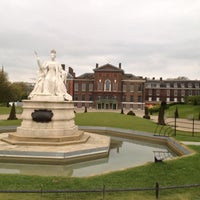 Photo taken at Kensington Palace by Scott C. on 5/17/2013