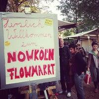 Das Foto wurde bei Nowkoelln Flowmarkt von Lenara V. am 11/18/2012 aufgenommen