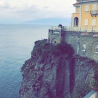 Photo taken at Corallo Hotel Sorrento by Leanne M. on 10/22/2017