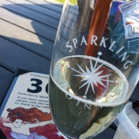 Photo taken at Sparkling Pointe Vineyards by Allison T. on 5/4/2013