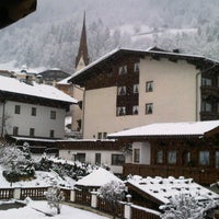 Das Foto wurde bei Olympia-Relax-Hotel Leonhard Stock von Mireille L. am 3/31/2013 aufgenommen