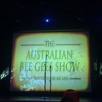 Photo taken at Australian Bee Gees Show by Caroline K. on 7/1/2017