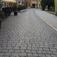 Photo taken at Am Frauenplan by Joerg on 9/18/2016