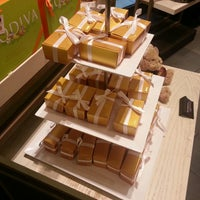 Photo taken at Godiva Chocolatier by Dwayne K. on 5/31/2013