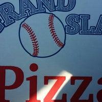 Photo taken at Grand Slam Pizza by Dwayne K. on 9/13/2014
