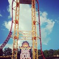 Photo taken at Dare Devil Dive by Dwayne K. on 6/23/2013