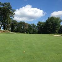 Photo taken at Fieldstone Golf Club by Shawn M. on 9/13/2013
