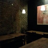 Photo taken at Alda Café by Felix V. on 5/21/2013