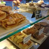 Photo taken at Barista Coffee & Cake by Yann T. on 12/28/2012