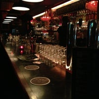 Photo taken at Bar des Amis by Yann T. on 2/1/2013