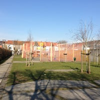 Photo taken at Boerderijpark by Yann T. on 4/1/2013