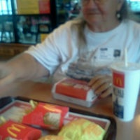 Photo taken at McDonald's by Cathleen B. on 12/13/2012