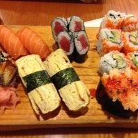 รูปภาพถ่ายที่ Hokkaido Japanese Restaurant โดย Katie W. เมื่อ 11/15/2012