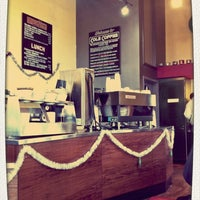 Photo taken at Cole Coffee by Evangeline B. on 12/19/2012
