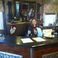 Photo taken at Tontitown Winery by Alan W. on 12/28/2012