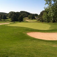 Photo taken at Braemar Golf Course by Tyler L. on 9/6/2014