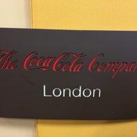 Photo taken at Coca-Cola by Enrique B. on 10/17/2016