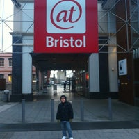 Photo taken at At-Bristol by Enrique B. on 12/27/2012