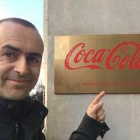 Photo taken at Coca-Cola by Enrique B. on 4/5/2016