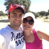 Photo taken at Monte de Boadilla by Enrique B. on 7/20/2014