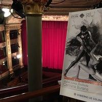 Foto tomada en Teatro Colón por Daniel ß. el 10/29/2017