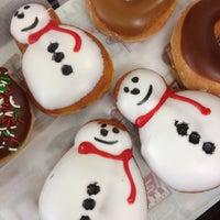 Photo taken at Krispy Kreme Doughnuts by 😊 Candis H. on 12/26/2012