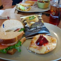 Photo taken at Panera Bread by Chad H. on 2/15/2014