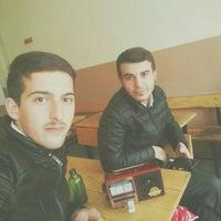 Photo taken at Kenan Evren Endüstri Meslek Lisesi Elektrik Bölümü by Ahmet B. on 1/12/2016