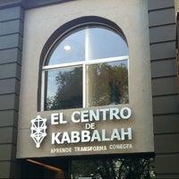 Photo prise au Centro de Kabbalah, Librería Polanco par Paty G. le2/8/2013