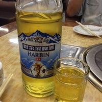 Photo taken at 韩百川烧烤店 by Shunitsu M. on 8/1/2014