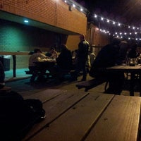 Photo taken at Bender Bar & Grill by Chris V. on 2/27/2013