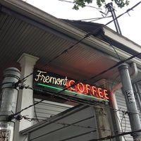 Photo taken at Fremont Coffee Company by Katy H. on 7/4/2013