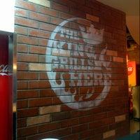Photo taken at Burger King by Bie F. on 5/11/2014