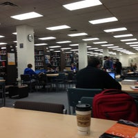 Photo taken at Undergraduate Library by Yunhye P. on 9/17/2013