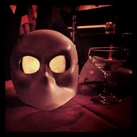Foto scattata a Manderley Bar at the McKittrick Hotel da Michael K. il 10/3/2012