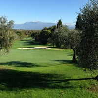 Foto scattata a Gardagolf Country Club da Bruno B. il 11/5/2013