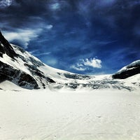 Photo taken at Columbia Icefield by Stuart on 5/4/2013