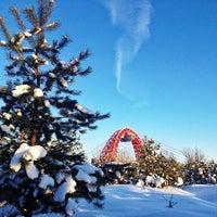 1/26/2013 tarihinde Evgenia M.ziyaretçi tarafından Серебряный бор'de çekilen fotoğraf