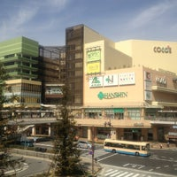 Photo taken at Amagasaki Q's Mall by Yasushi K. on 3/15/2013