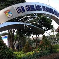 Photo taken at Universiti Kebangsaan Malaysia (UKM) by Haqim S. on 1/28/2013