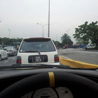Photo taken at Traffic Light Jalan Salleh by MattHafidz on 1/16/2014